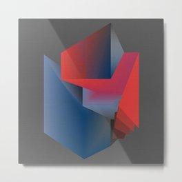 Neu Abstrakt 1 Metal Print