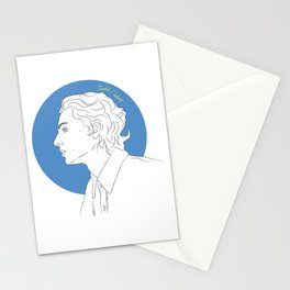 Call Me By Your Name (Timothée Chalamet) Stationery Cards
