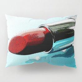 LIPSTICK Pillow Sham