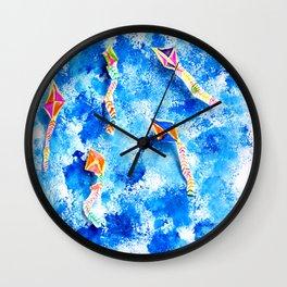 FREE SPiRiT KiTES | Fashion Kids Wall Clock