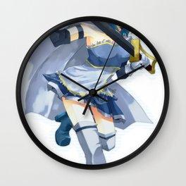 Sayaka Miki Wall Clock