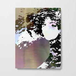 LADY-SILEX-1 Metal Print