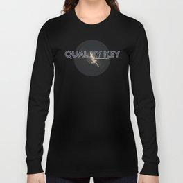 Quality Key: Vinyl Time Long Sleeve T-shirt