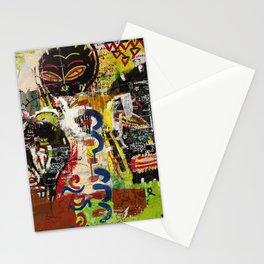 Kaos Heads Stationery Cards