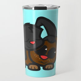 Cuddle Bunnies Travel Mug