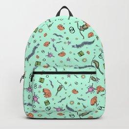 Microscopic Animals Backpack