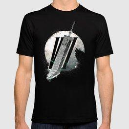 Fantasy Reborn - FF7 - Final Fantasy 7 remake T-shirt