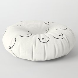 Boobs Floor Pillow