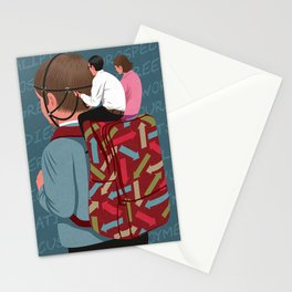 Parental control Stationery Cards