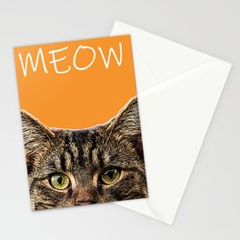 MEOWTABBY2 Stationery Cards