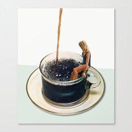 COFFEE Leinwanddruck