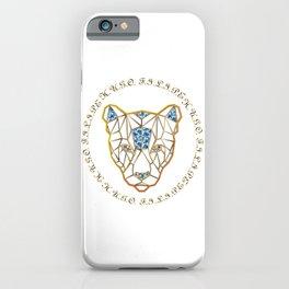 LEOPARDO HF iPhone Case
