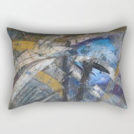 Ocean scream Rectangular Pillow