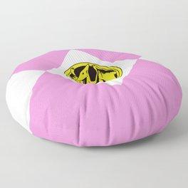 MMPR Pink Coin Floor Pillow