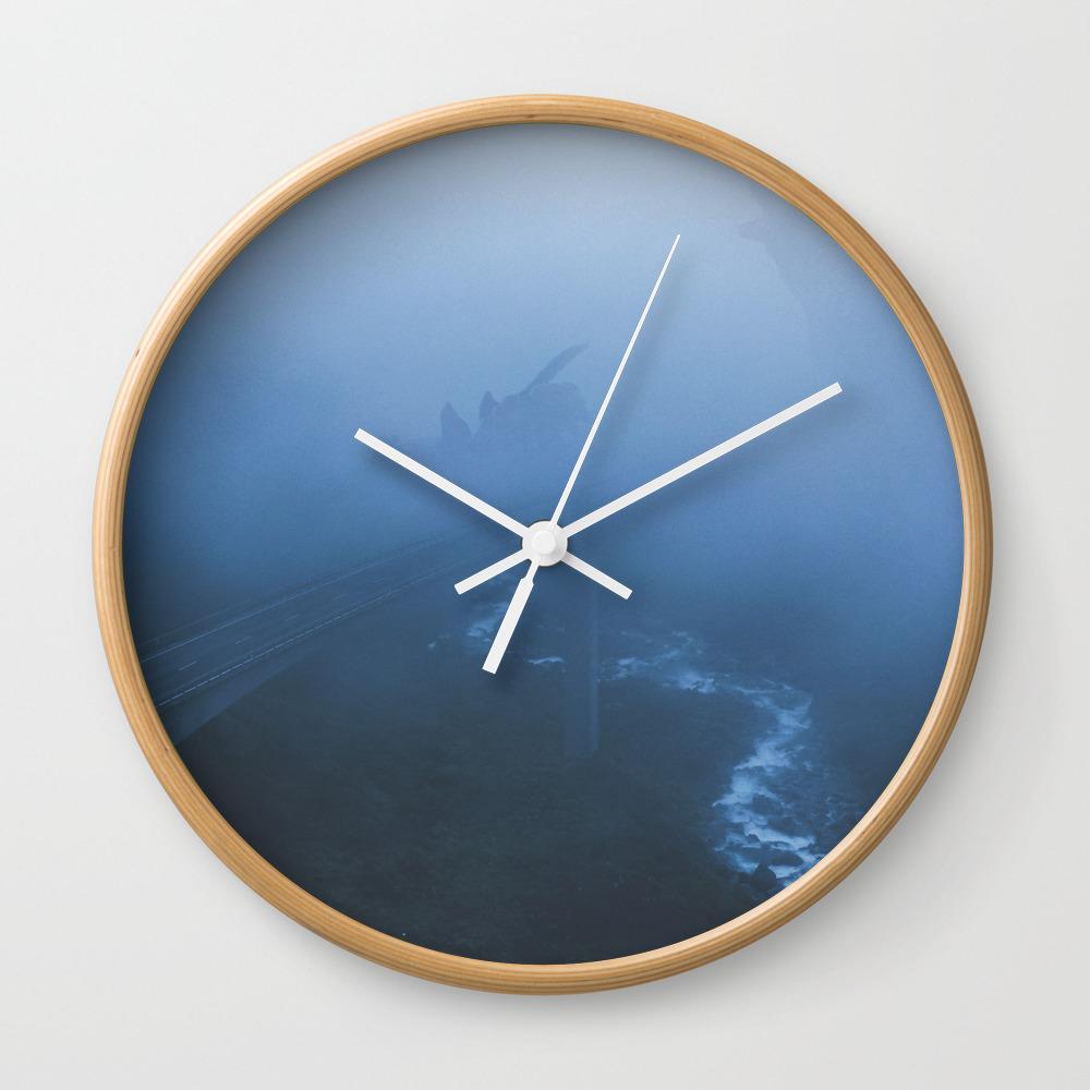 Monster Brawl Wall Clock by Goljakoff CLK7741908