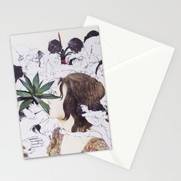 The Joy of Sex and Indoor Gardening Stationery Cards