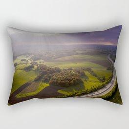 Landscape of Germany Rectangular Pillow