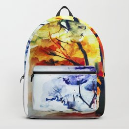 Chakra Tree of Life Backpack
