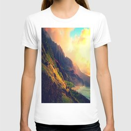 Wild Mountain Home T-shirt