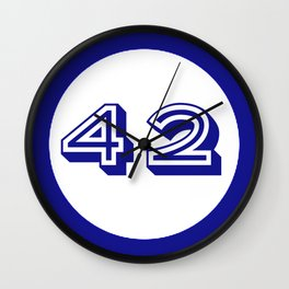 los angeles champions Wall Clock