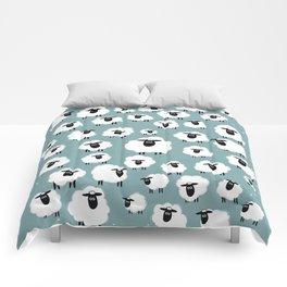 Counting Sheep III: Multiple Sheep Comforters