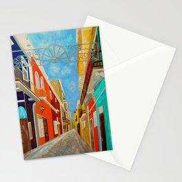 Old San Juan Stationery Cards