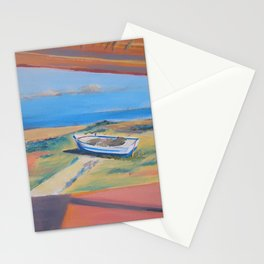 End of the Earth Bar Stationery Cards