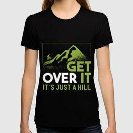 Just A Hill T-shirt