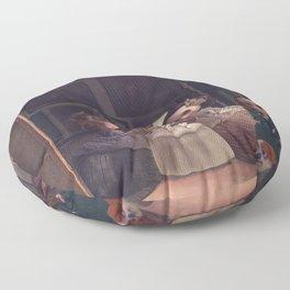 Las Blythinas Floor Pillow