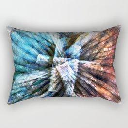 ARCHAIC CROSS SOUND Rectangular Pillow
