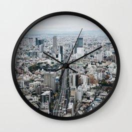 Tokyo 47 Wall Clock