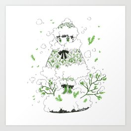YG67 Art Print
