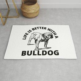 Bulldog Rug