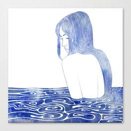 Nereid XL Canvas Print