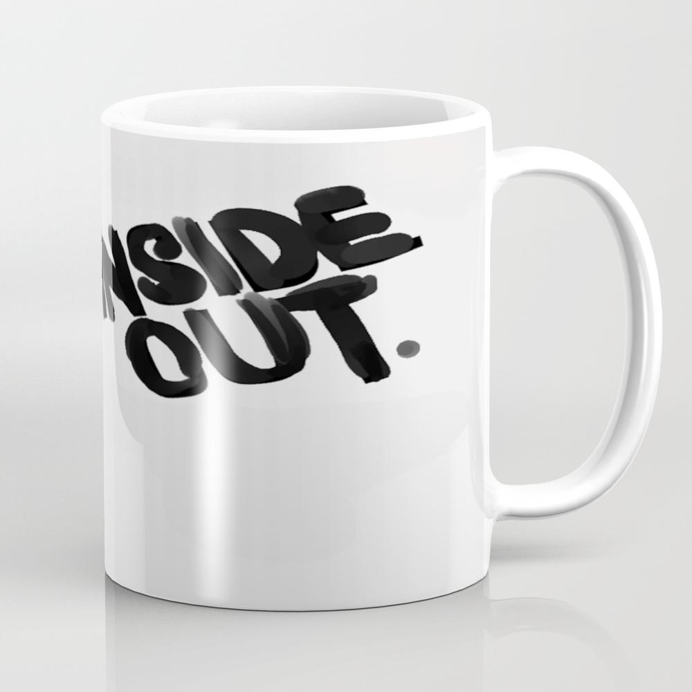 Inside Out Anger Mug by Slowdeath MUG7597295