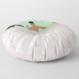 Equals  Floor Pillow