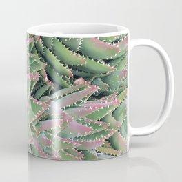 Tiger-Tooth Aloe Coffee Mug