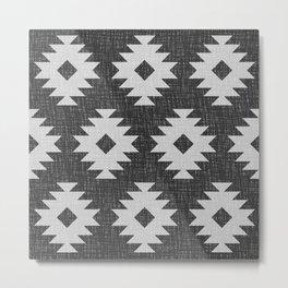 Southwestern Pattern 543 Metal Print