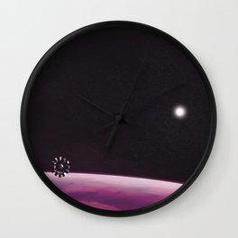 Interstellar - Planet No.3 Wall Clock