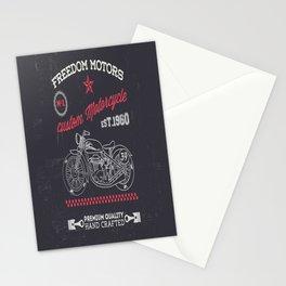 MotoBiKe RiDe 12 Stationery Cards