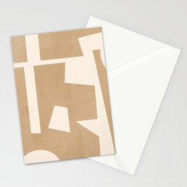 Minimal Abstract Art 30 Stationery Cards