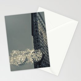 Flatiron Fractal Stationery Cards