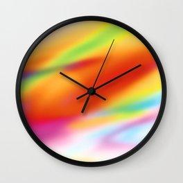 Color Magic Wall Clock