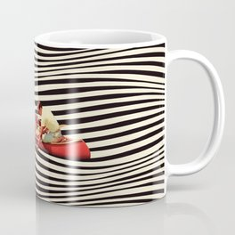 Illusionary Boat Ride 2 Coffee Mug