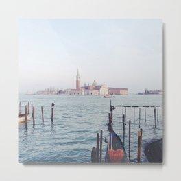Venezia V Metal Print