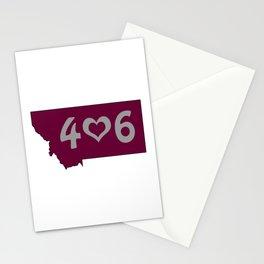 406 : Missoula, Montana Stationery Cards