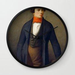 Jean-François Millet - Leconte de Lisle Wall Clock