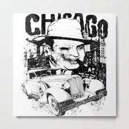 Chicago Metal Print