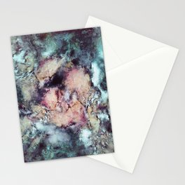 Solitary bloom Stationery Cards