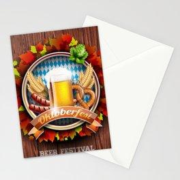 Oktoberfest Stationery Cards